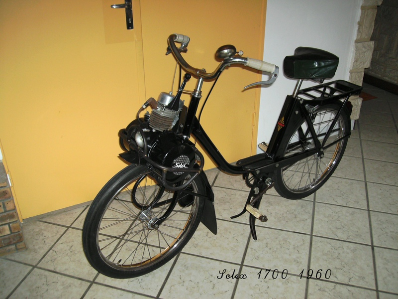 solex 660 cylindre